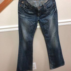 Women's Jeans big star size 30R